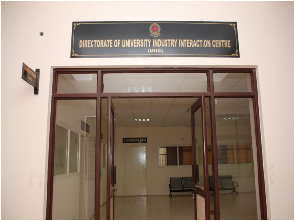 JNTUH Unversity Industry Interaction Centre