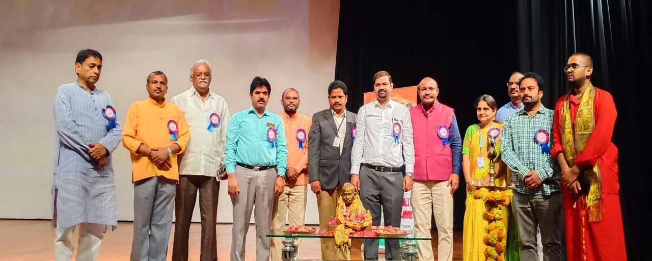 NSS Mega Gandhian Youth Conclave at JNTUH on the occasion of 150th Mahatma Gandhi Birth anniversary celebrations