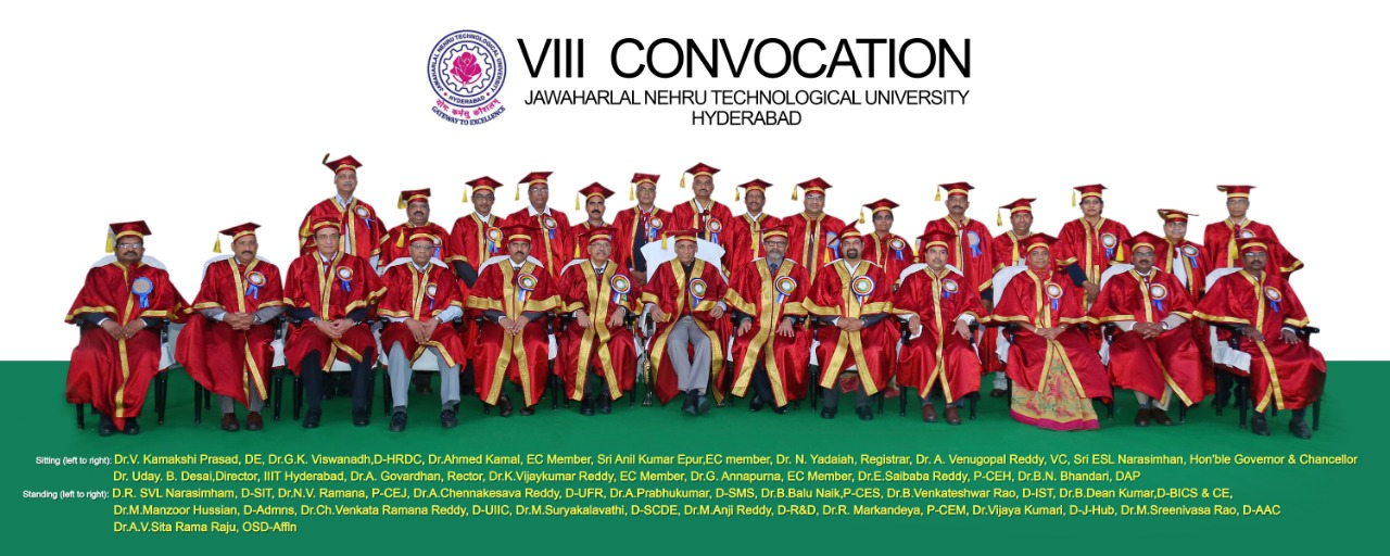 VIII Convocation