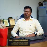 JNTUH Dr. K Venkateswara Rao