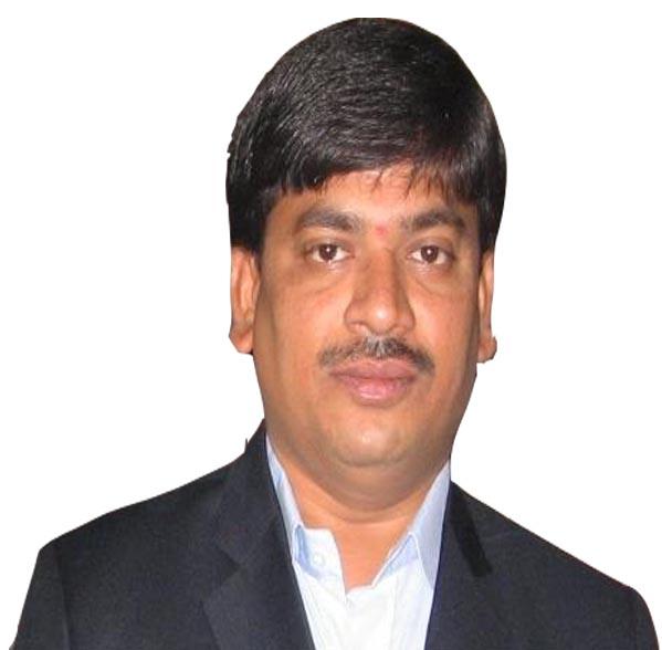 Dr. M. Chandra Mohan
