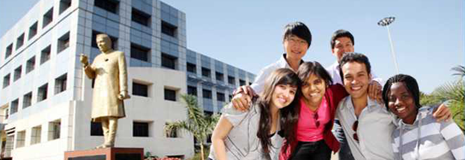 JNTUH University Foreign Relations