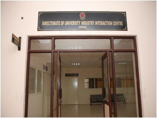 JNTUH University Industry Interaction Centre